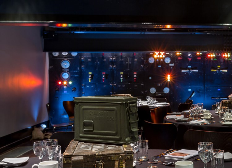 Churchill War Rooms Generator