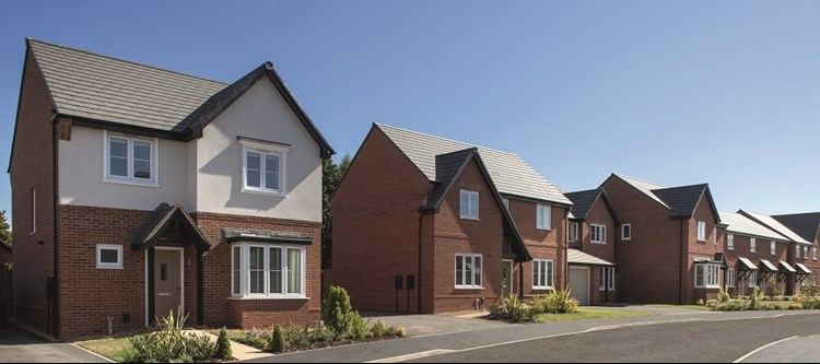 Standish Grange, by Bloor Homes North West