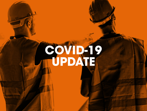 Covic-19 Updates on inspections